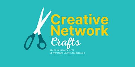 #CreativeNetwork - Crafts tickets