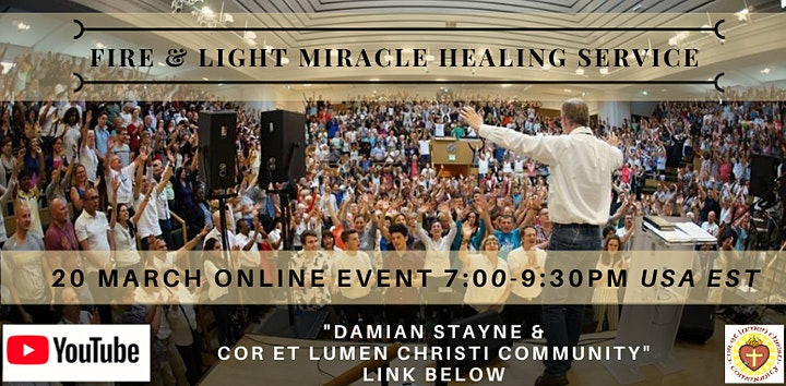 The Prophecy School USA Online with Damian Stayne image