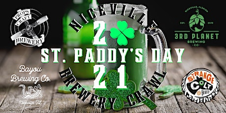 Niceville  St. Paddy's Day Brewery Crawl tickets