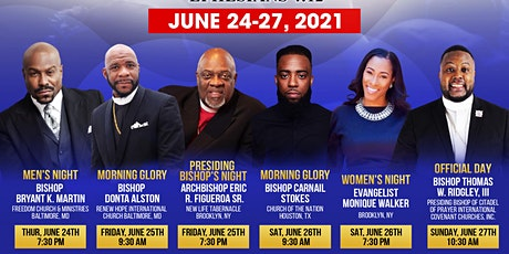 4th Annual International Holy Convocation tickets
