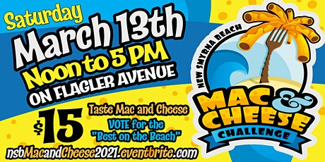 NSB Mac and Cheese Challenge tickets