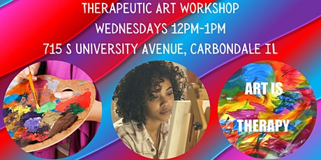 Therapeutic Art Workshop tickets