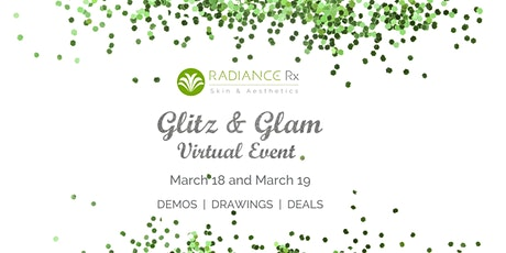 Glitz & Glam Virtual Event -  Demos, Drawings,  & Deals! tickets