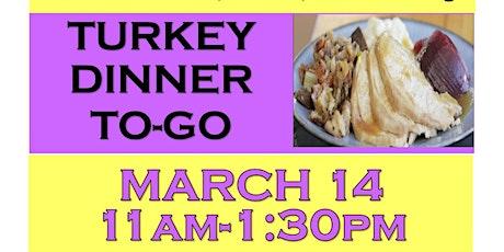 Lisburn TO-GO Turkey Dinner tickets