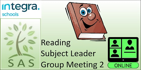 SAS Members - Reading Subject Leader - meeting 2 tickets