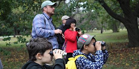 Spring Bird Walks with NYC Audubon at Queens Botanical Garden tickets