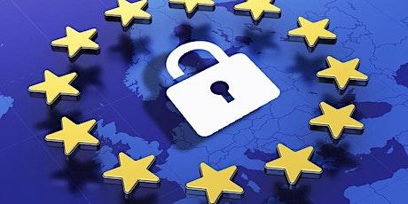 Cumplimiento del Reglamento General Europeo de Protección de Datos boletos