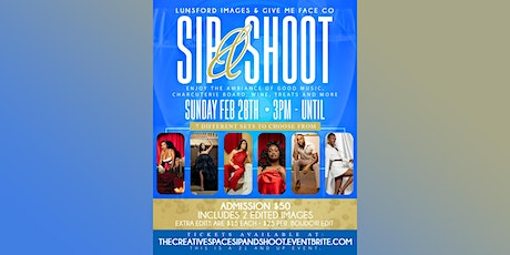 Sip And Shoot tickets