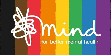 Managing Anxiety Workshop: Rainbow Mind LGBTQI+ Young People (17-24) tickets