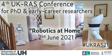 UK-RAS Conference on 'Robotics at Home' tickets