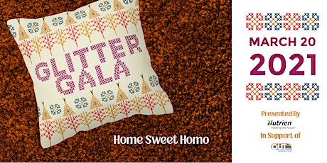 OUTSaskatoon's Virtual GLITTER Gala: Home Sweet Homo tickets