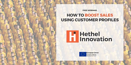 How to: Boost Sales using Customer Profiles - Webinar tickets