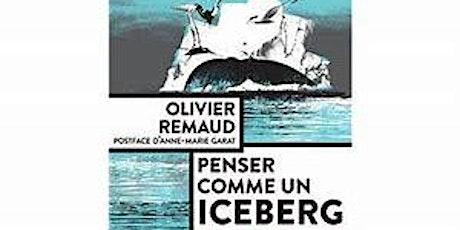 Webinaire avec Olivier Remaud, auteur de Penser comme un iceberg tickets