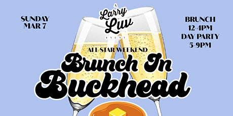 BRUNCH/DAY PARTY IN BUCKHEAD tickets