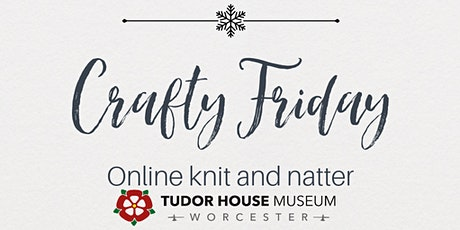 Crafty Friday: The Big Knit tickets