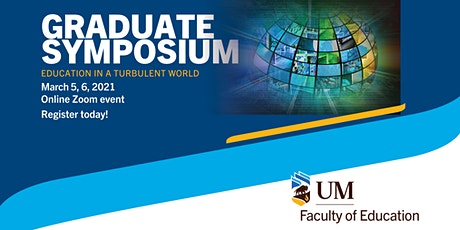 Graduate symposium: Education in a turbulent world tickets