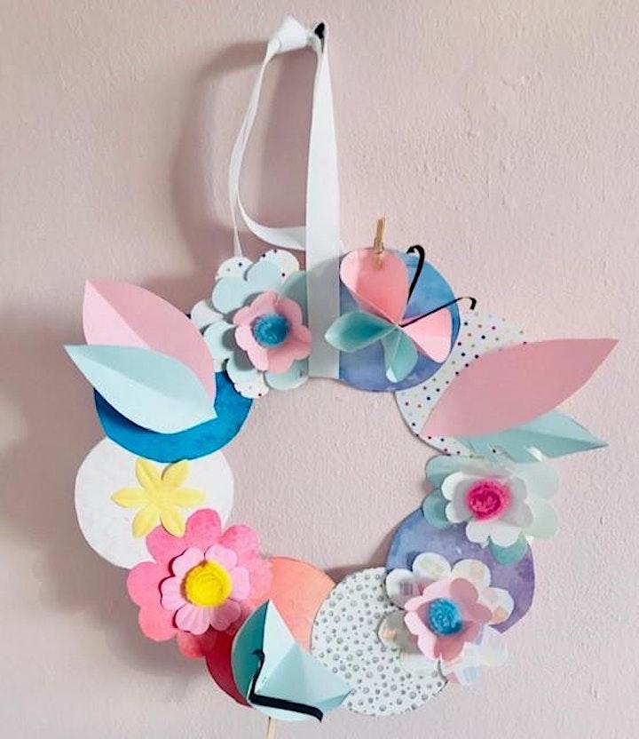 Spring Crafts with Debbie image