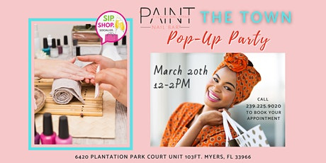 Girl's Day! Paint the Town Pop Up Party! tickets