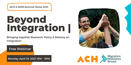 Beyond Integration | ACH and MMB Seminar 2 tickets