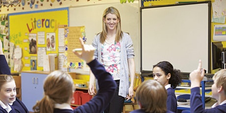 Behaviour management for NQTs and unqualified teachers tickets