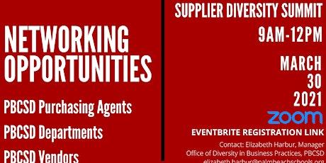 Goods & Services Supplier Diversity Summit tickets