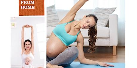 Online Parents & babies yoga tickets