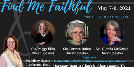 2021 Virtue Ladies Conference tickets