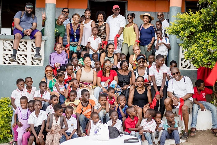 10 days in Ghana with The Give Black Foundation image