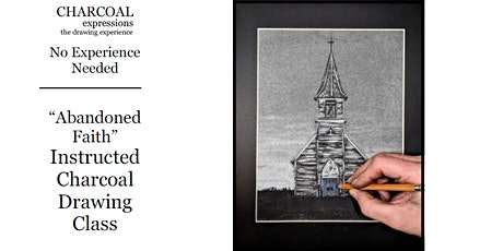 """Fundraising Charcoal Drawing Event """"Abandoned Faith"""" in Loganville tickets"""