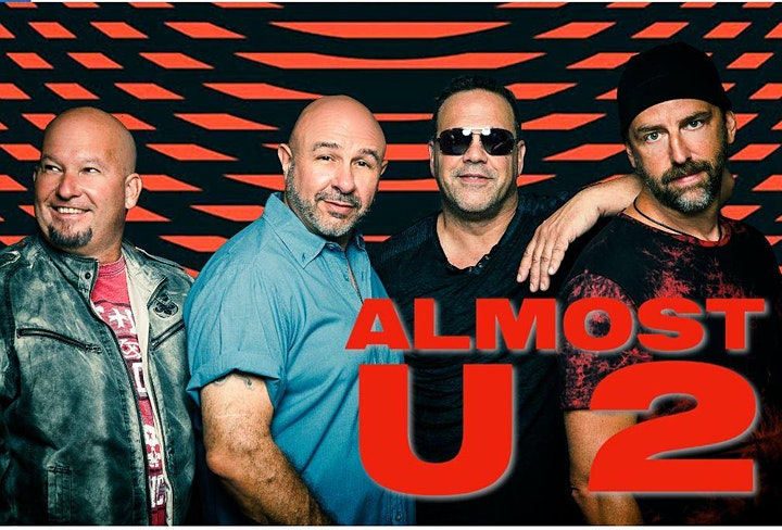 Almost U2: A Tribute to U2 @ OUR HOUSE TAVERN image