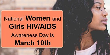 PPN National Women and Girls HIV/AIDS Awareness Day tickets