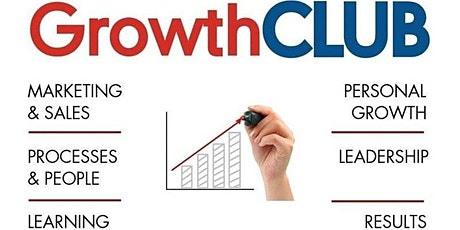 GrowthCLUB  - 90-Day Business Planning and Growth Workshop tickets