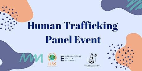 Trafficking Panel Event (EIJI, WIL, & ILSS) tickets