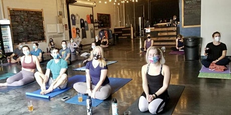 Yoga at Fort Orange Brewing March-On Edition! tickets