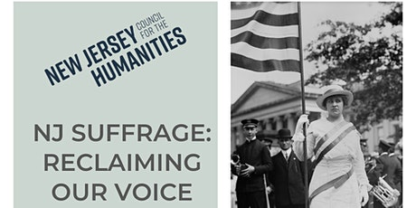 NJ Suffrage: Reclaiming Our Voice tickets