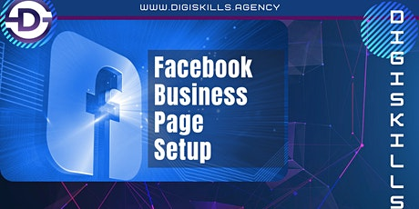 Create a Facebook for Business Page tickets