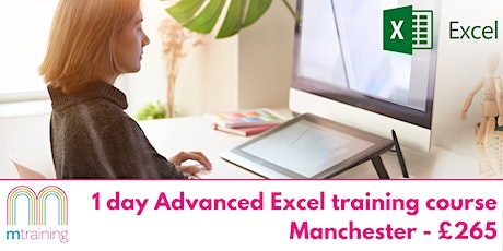 Advanced Excel Training Course - Manchester tickets