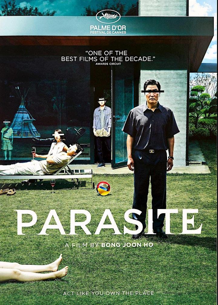 FORT MASON FLIX: Parasite image
