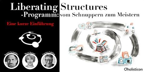Liberating Structures-Programm: Ein Schnupperhäppchen tickets