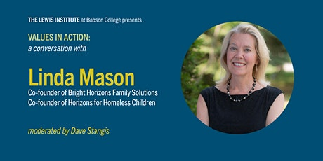 Values in Action: Linda Mason tickets