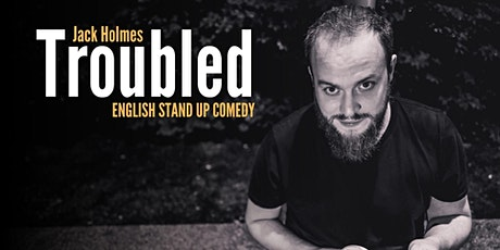 English Comedy Online: Jack Holmes tickets