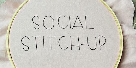 Social Stitch-Up tickets