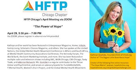 The Power of Hope by Kathryn Goetzke tickets
