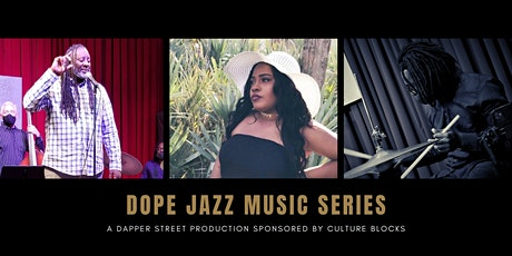 Dope Jazz Music Series billets