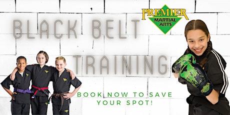 PMA Kidz Black Belt Tryouts tickets