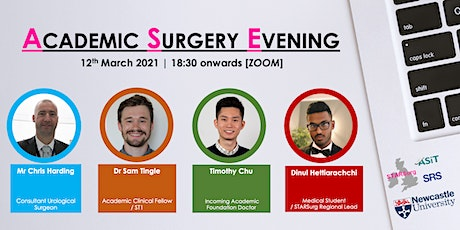 Newcastle University's Academic Surgery Evening tickets