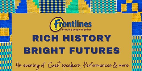 Rich History, Bright Futures- A Black History Month Event tickets