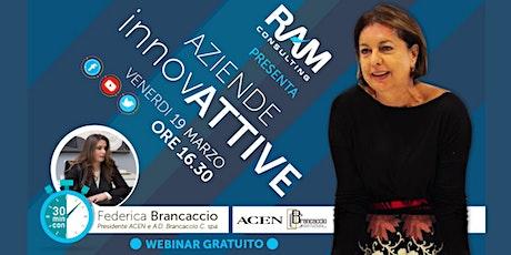 Aziende InnovATTIVE nell'edilizia: Ram incontra Brancaccio C. Spa biglietti