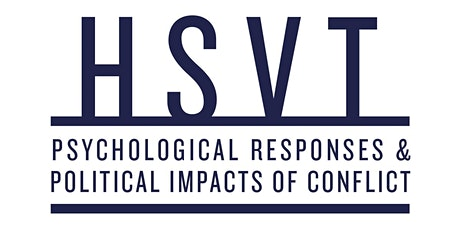 [VIRTUAL] Human Security, Violence, and Trauma Conference entradas