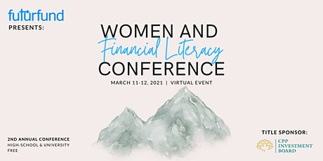 FuturFund: Women & Financial Literacy Conference 2.0 tickets